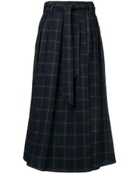 Dusan - Pleated Skirt - Lyst