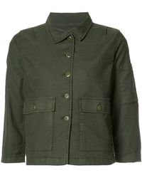 The Great | Three-quarters Sleeve Jacket | Lyst