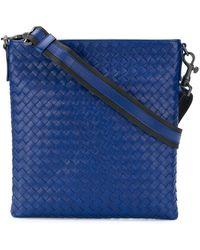 Bottega Veneta - Intrecciato Shoulder Bag - Lyst