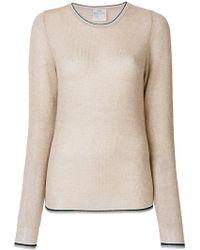 Forte Forte - Metallic Thread Sweater - Lyst