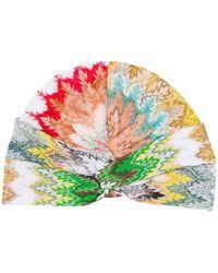Missoni - Patterned Turban - Lyst
