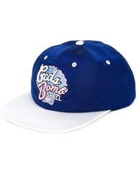 Gcds - Shell Embroidered Cap - Lyst