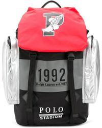 201e846a77 Polo Ralph Lauren Men s Hi Tech Sling Cross Body Bag in Blue for Men ...