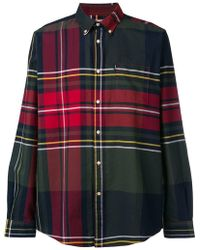 Barbour - Highland Checked Shirt - Lyst