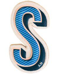 Anya Hindmarch | 's' Sticker | Lyst