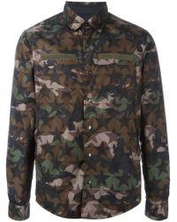 Valentino - 'camustars' Reversible Jacket - Lyst