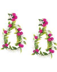 Mercedes Salazar - Fiesta Earrings - Lyst