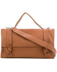 Orciani - Structured Tote Bag - Lyst