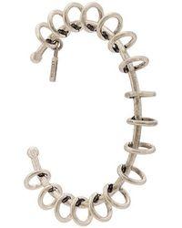 DANNIJO - Hoop Embellished Bracelet - Lyst