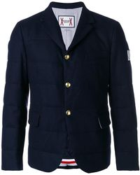 Moncler Gamme Bleu - Flap Pockets Padded Jacket - Lyst