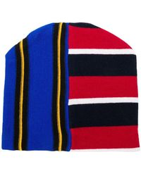 Tommy Hilfiger - Striped Beanie - Lyst