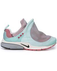 Comme des Garçons - Blue Nike Edition Air Presto Foot Tent Trainers - Lyst