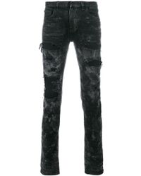 Faith Connexion   Distressed Look Skinny Jeans   Lyst