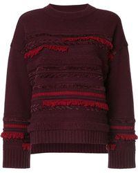 Coohem - Tweed Knit Jumper - Lyst