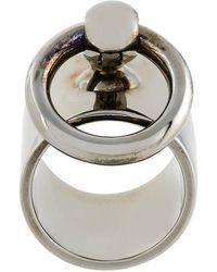 Mawi - Hermatite Ring - Lyst