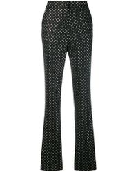 Redemption - Flared Tailored Trousers - Lyst