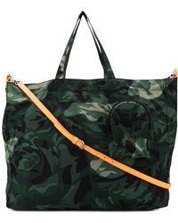 Alexander McQueen - Camouflage Tote Bag - Lyst