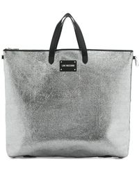 Love Moschino | Transformable Shopping Bag | Lyst