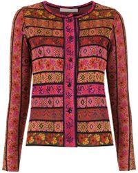 Cecilia Prado - Nadine Knit Coat - Lyst