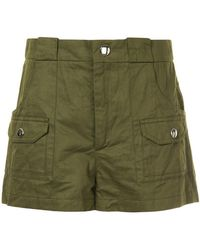 Marni - Short Cargo Shorts - Lyst
