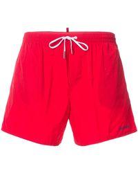 DSquared² - Shorts Da Mare - Lyst
