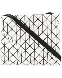 Bao Bao Issey Miyake - Row Gloss Crossbody Bag - Lyst
