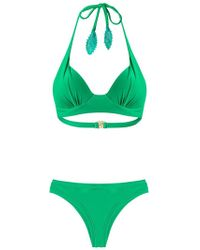 Martha Medeiros - Plain Bikini Bottom - Lyst