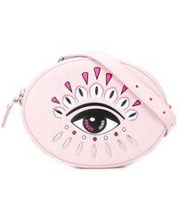 KENZO Kontact Eye Belt Bag - Pink