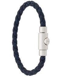 Ferragamo - Woven Bracelet - Lyst