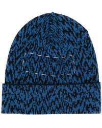 OAMC - Cable Knit Beanie - Lyst