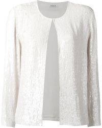P.A.R.O.S.H. - Sequined Jacket - Lyst