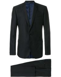 Dolce & Gabbana - Martini Fit Two Piece Suit - Lyst