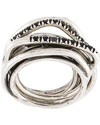 Iosselliani - 'heritage' Ring Set - Lyst