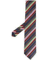 Gabriele Pasini - Classic Striped Tie - Lyst