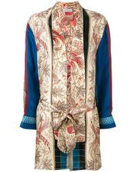 Pierre Louis Mascia - Multi-print Jacket - Lyst