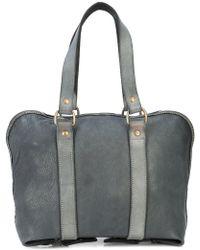 Guidi - Zipped Shoulder Bag - Lyst