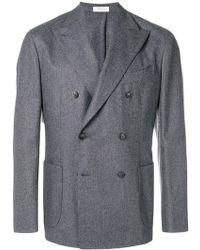 Boglioli - Classic Double-breasted Jacket - Lyst