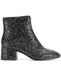 Ash - Glitter Ankle Boots - Lyst