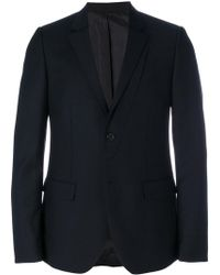 Wooyoungmi - Double Lapel Slim-fit Blazer - Lyst
