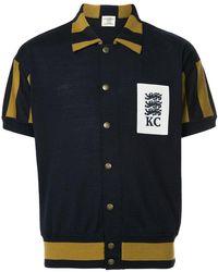 Kent & Curwen - Logo Patch Polo Top - Lyst