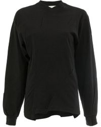 Aganovich - Reconstructed Long Sleeved T-shirt - Lyst