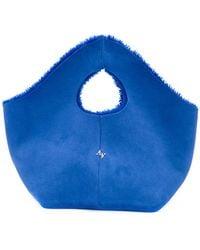 Astraet - Furry Inside Tote Bag - Lyst