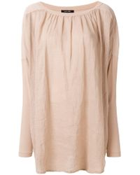 Pas De Calais - Loose Fit Blouse - Lyst
