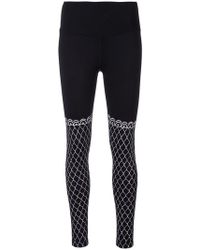 Haculla - Fishnet Print leggings - Lyst