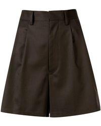 Junya Watanabe - Short Wide Shorts - Lyst