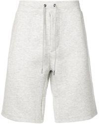 Polo Ralph Lauren - Pantalones cortos de deporte con logo lateral - Lyst