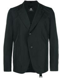 Tom Rebl - Asymmetric Buttoned Jacket - Lyst