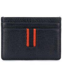 BOSS - Stripe Detail Cardholder - Lyst