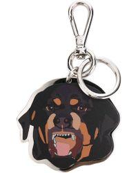 Givenchy | Dog Keyring | Lyst