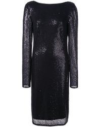 Tadashi Shoji - Sequin Dress - Lyst